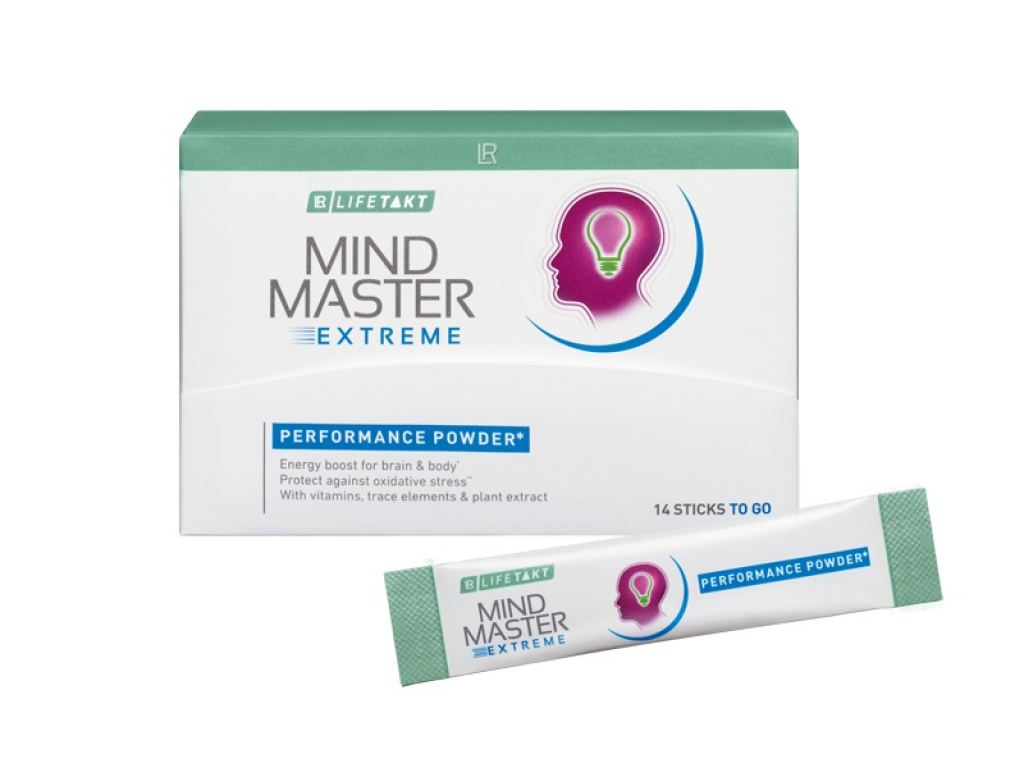 LR LIFETAKT Mind Master Extreme Performance Powder.